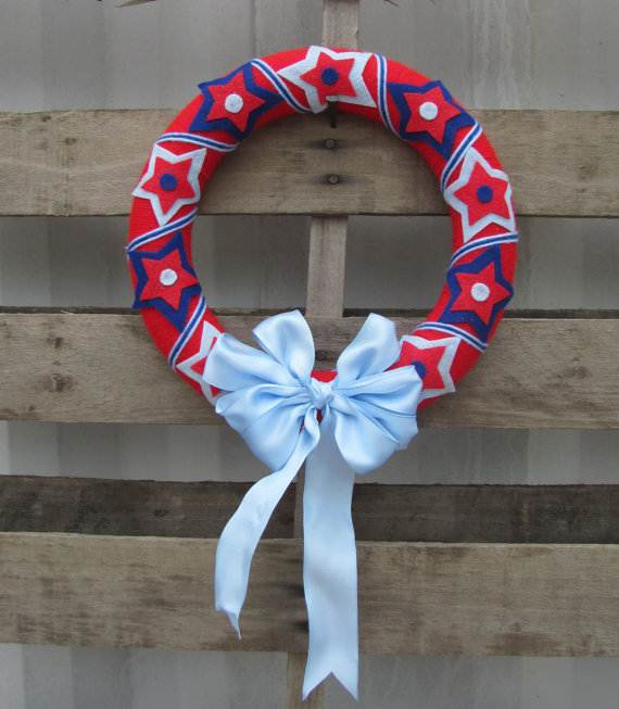 Decorative_-Labor-_Day_-Wreaths_-Entry-Door_-Ideas-__15