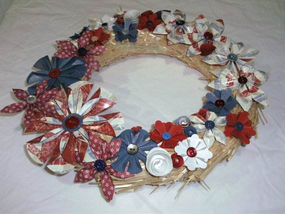 Decorative_-Labor-_Day_-Wreaths_-Entry-Door_-Ideas-__17