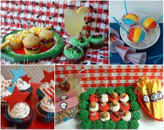 Delicious  Labor Day Treats with Creative Decorative Ideas (20)