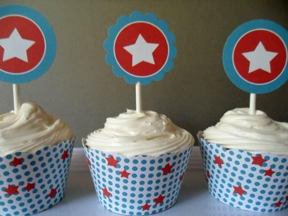 Delicious  Labor Day Treats with Creative Decorative Ideas (23)
