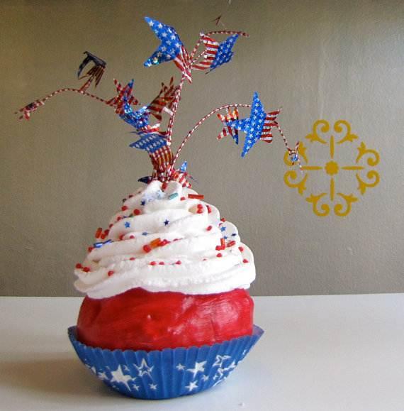 Delicious  Labor Day Treats with Creative Decorative Ideas (36)