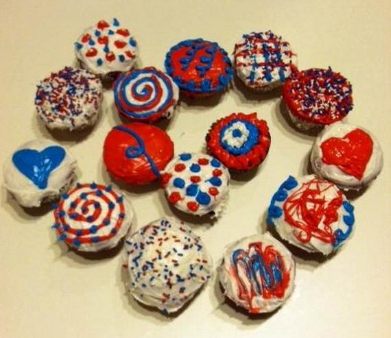 Delicious  Labor Day Treats with Creative Decorative Ideas (50)