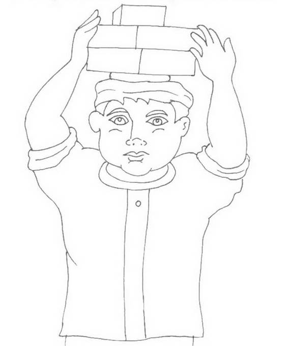 Free Printable Labor Day Coloring Page Sheets for Kids (15)