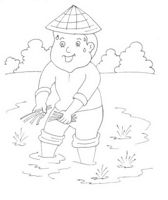 Free Printable Labor Day Coloring Page Sheets for Kids (6)