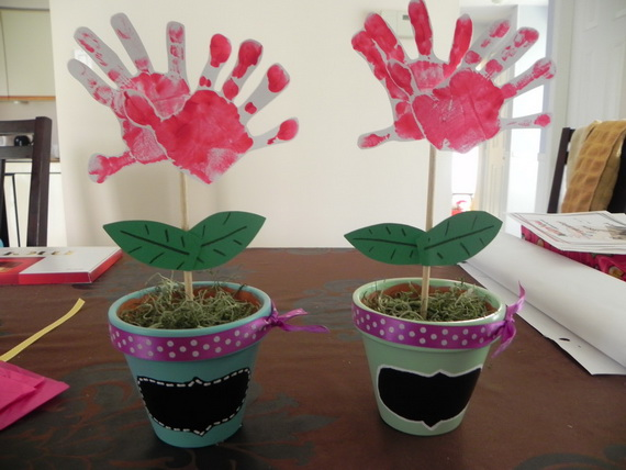 Plant Art For Toddlers