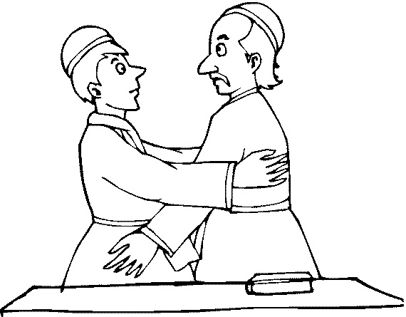High Holidays, Yom Kippur Coloring Pages for Kids - family ...