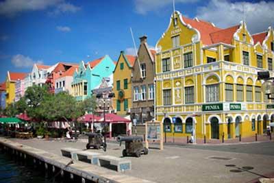 Dutch Caribbean Island Paradise on the ABC Islands (Aruba, Bonaire and Curacao)