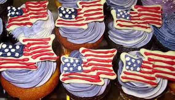Unusually Delicious  Labor Day Cupcake  Decorating Ideas