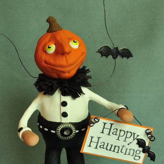 Easy_-Halloween_-Polymer_-Clay_-Ornament-_Projects__35