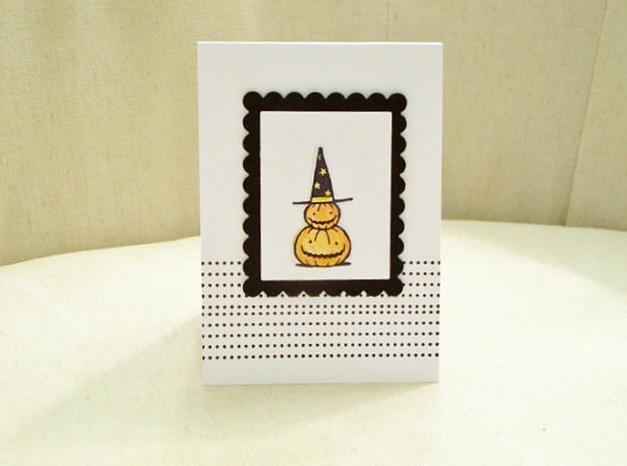 Easy Handmade Halloween Invitations And Cards Family