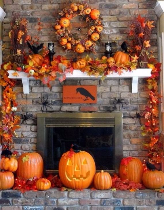 Great_-Halloween_-Fireplace_-Mantel_-Decorating_-Ideas__142