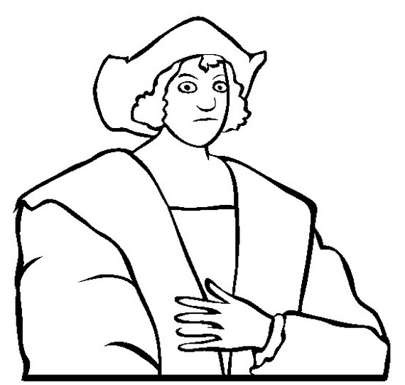 Columbus Day Coloring Pages | family holiday.net/guide to ...