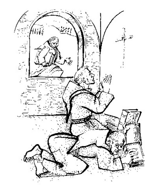 St. Francis of Assisi Coloring pages for Catholic Kids ...