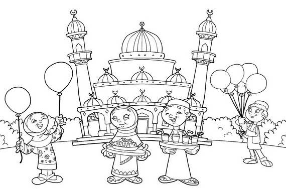 Eid-al-Adha-Islam-Coloring__-Pages__03