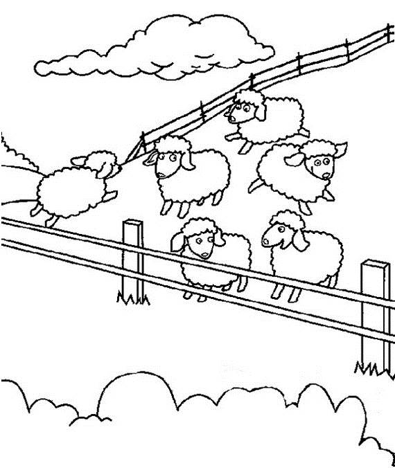 Eid Coloring Page For Kids 64
