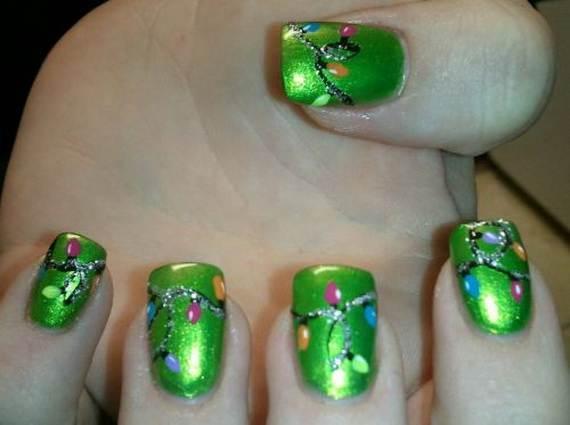 Best-Easy-Simple-Christmas-Nail-Art-designs-Ideas_12