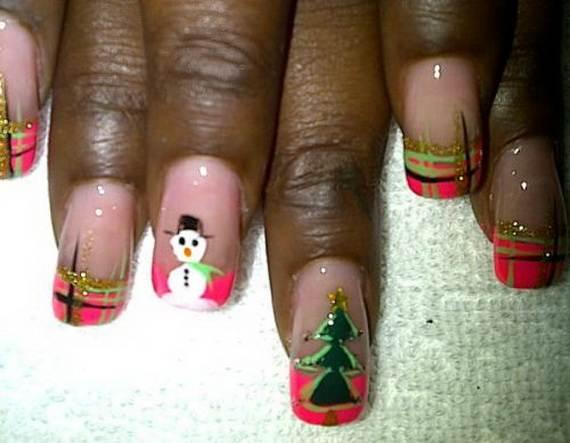 Best-Easy-Simple-Christmas-Nail-Art-designs-Ideas_13