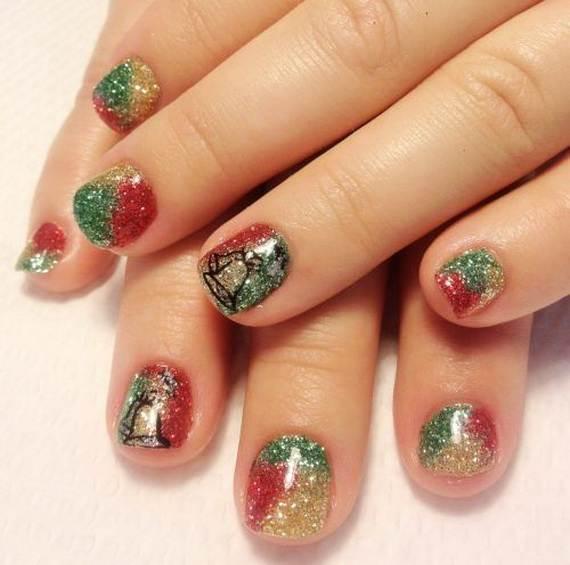 Best-Easy-Simple-Christmas-Nail-Art-designs-Ideas_15