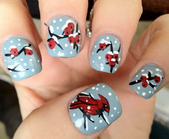 Best-Easy-Simple-Christmas-Nail-Art-designs-Ideas_16