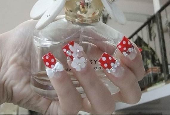 Best-Easy-Simple-Christmas-Nail-Art-designs-Ideas_25