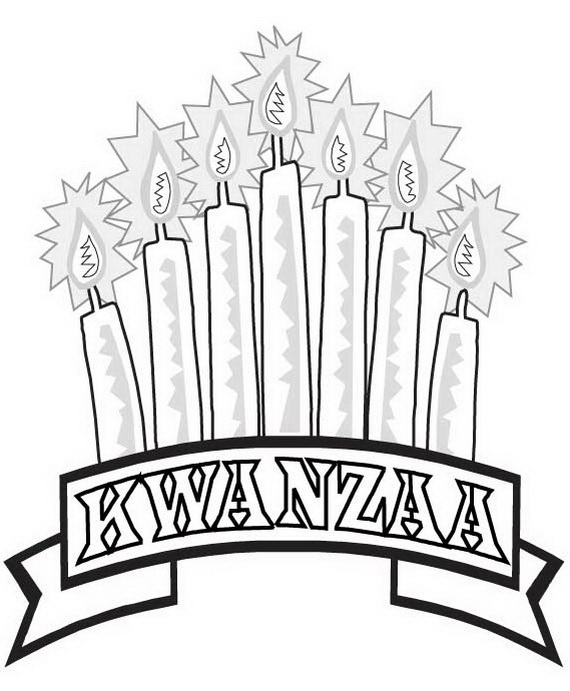 December Holiday Kwanzaa coloring pages | Guide to family ...