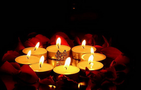 Diwali Candles Ideas: Diwali Floating Candles Decorations ...