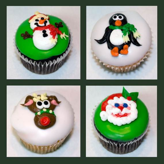 Easy-Christmas-Cupcake-designs-and-Decorating-Ideas_09