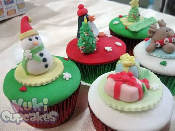 Easy-Christmas-Cupcake-designs-and-Decorating-Ideas_13