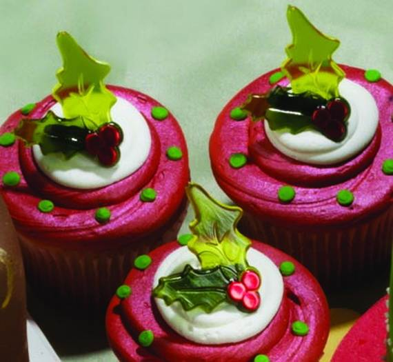 Easy-Christmas-Cupcake-designs-and-Decorating-Ideas_24