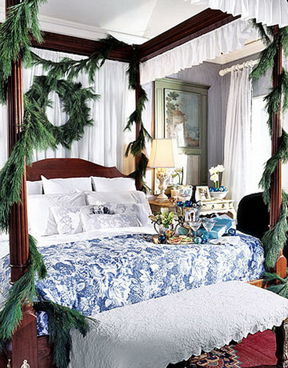 Download Christmas Decorations For Bedroom