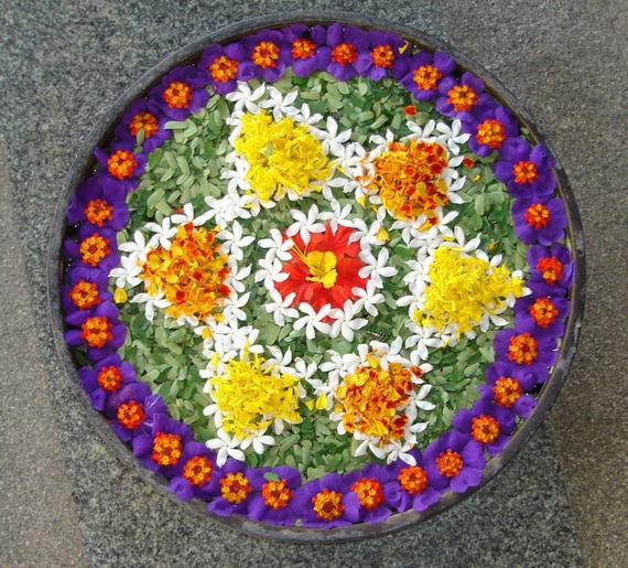 Top Diwali Rangoli Designs 07
