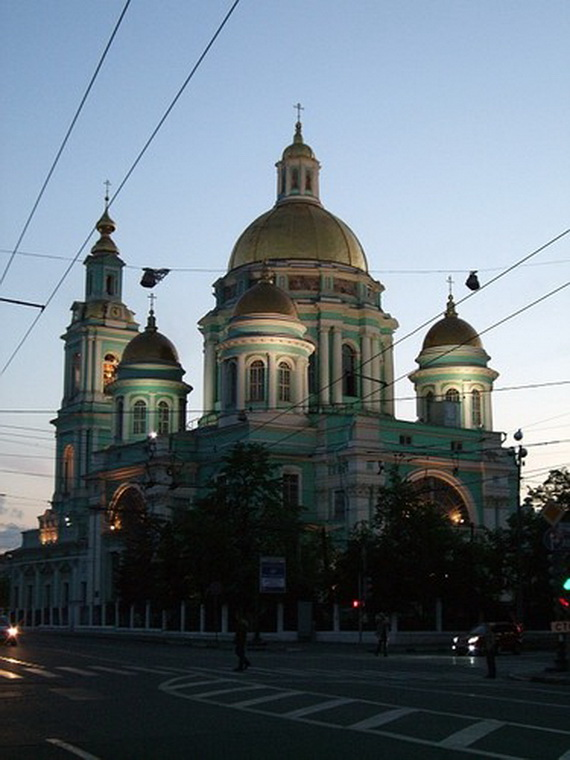 Cathedral of the Epiphany (Bogoyavlensky monastery), Moscow _01