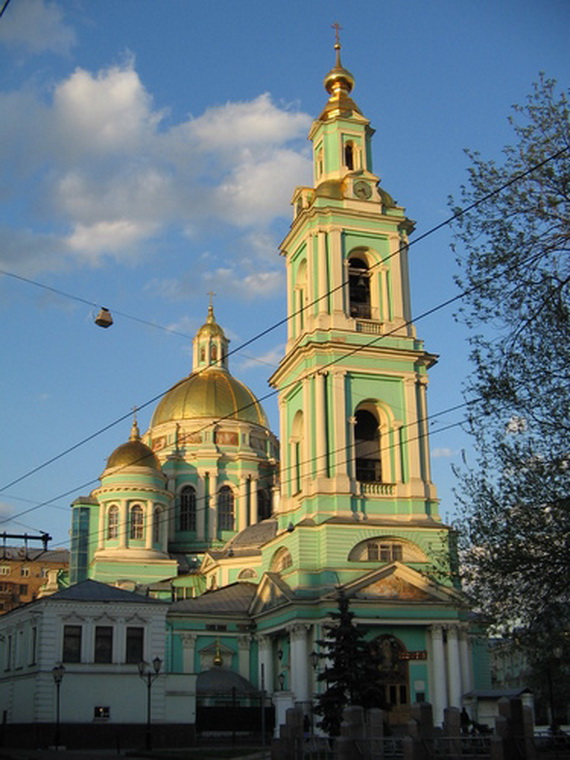 Cathedral of the Epiphany (Bogoyavlensky monastery), Moscow _02