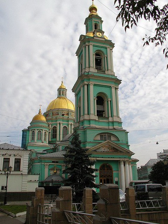 Cathedral of the Epiphany (Bogoyavlensky monastery), Moscow _03