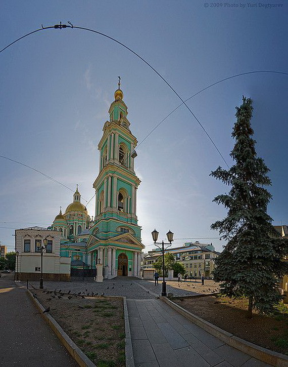Cathedral of the Epiphany (Bogoyavlensky monastery), Moscow _04