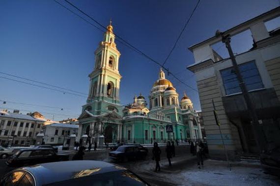 Cathedral of the Epiphany (Bogoyavlensky monastery), Moscow _08