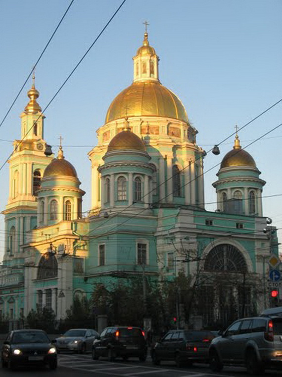 Cathedral of the Epiphany (Bogoyavlensky monastery), Moscow _10