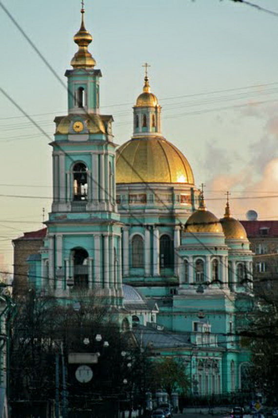 Cathedral of the Epiphany (Bogoyavlensky monastery), Moscow _11