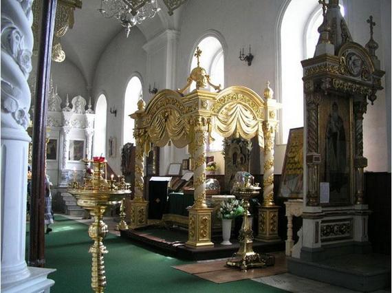 Cathedral of the Epiphany (Bogoyavlensky monastery), Moscow _11
