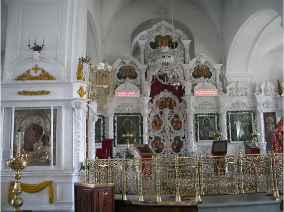 Cathedral of the Epiphany (Bogoyavlensky monastery), Moscow _12