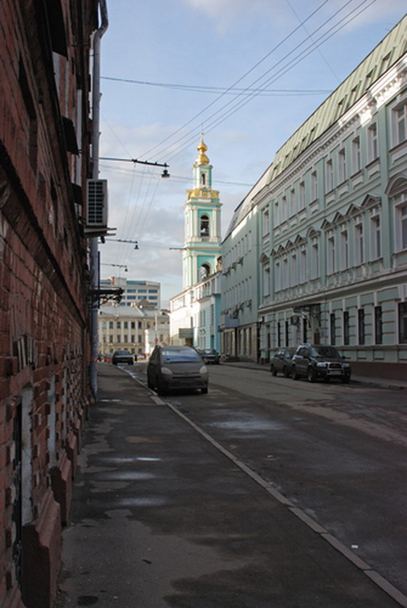 Cathedral of the Epiphany (Bogoyavlensky monastery), Moscow _15