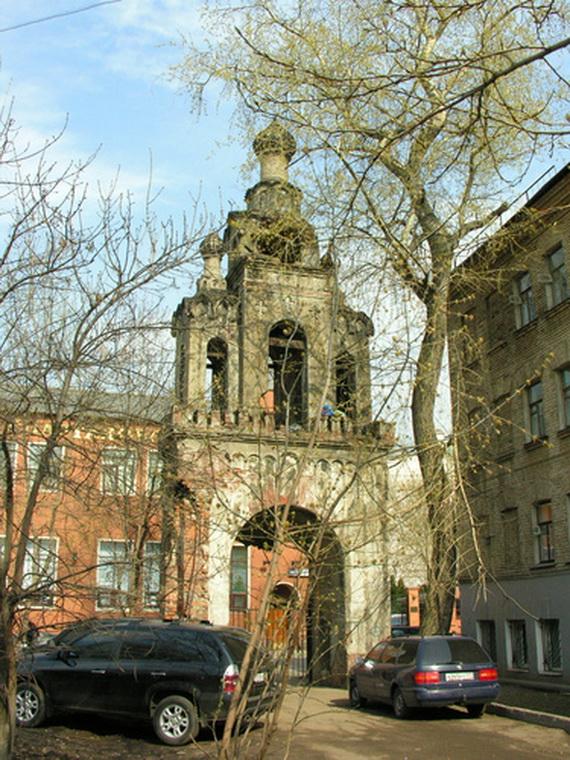 Cathedral of the Epiphany (Bogoyavlensky monastery), Moscow _16