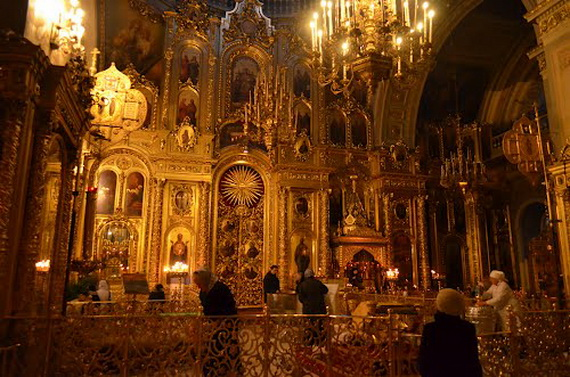 Cathedral of the Epiphany (Bogoyavlensky monastery), Moscow _6