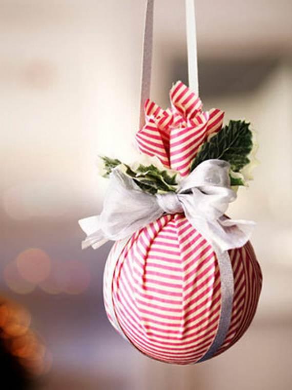 Unique Handmade DIY Christmas Gift & Ideas (27)
