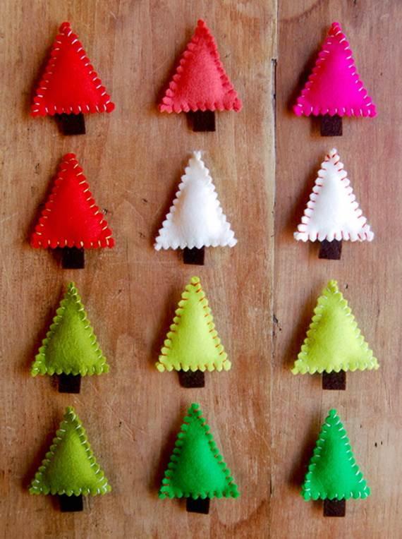 Unique Handmade DIY Christmas Gift & Ideas (28)
