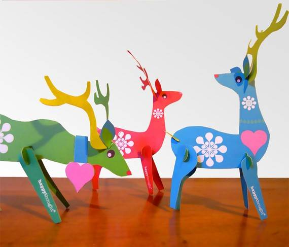 Unique Handmade DIY Christmas Gift & Ideas (33)
