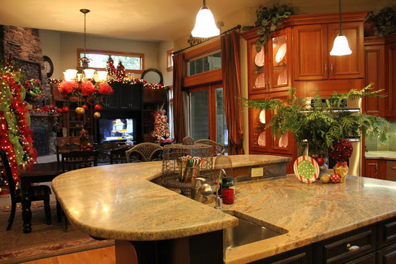 Unique Kitchen Decorating Ideas for Christmas | family ...