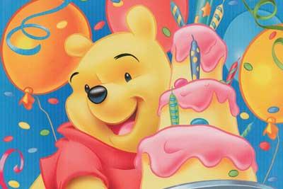 Winnie The Pooh's Birthday Celebration