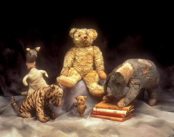 Winnie The Pooh's Birthday Celebration_17