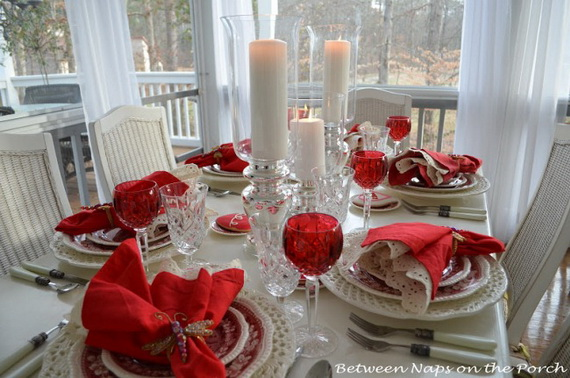 Amazing- &-Easy- Homemade- Valentine's- Day -Centerpieces- Ideas _27